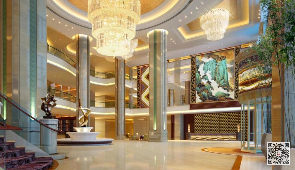 郑州酒店软装饰